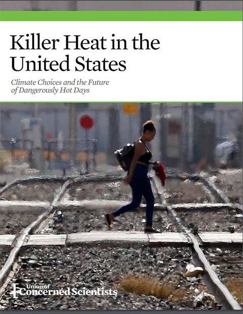 Portada de informe Calor Fatal (Killer Heat)