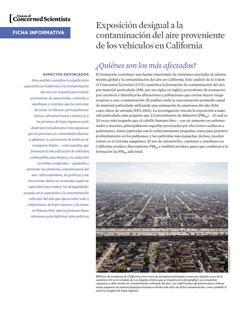 Portada de inform sobre calidad de aire en CA
